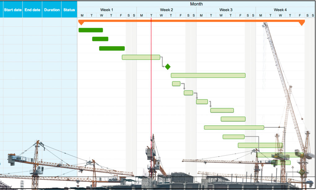 Construction CRM Project Management